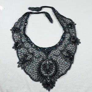 Accessories - Beaded sequins Dress Belt